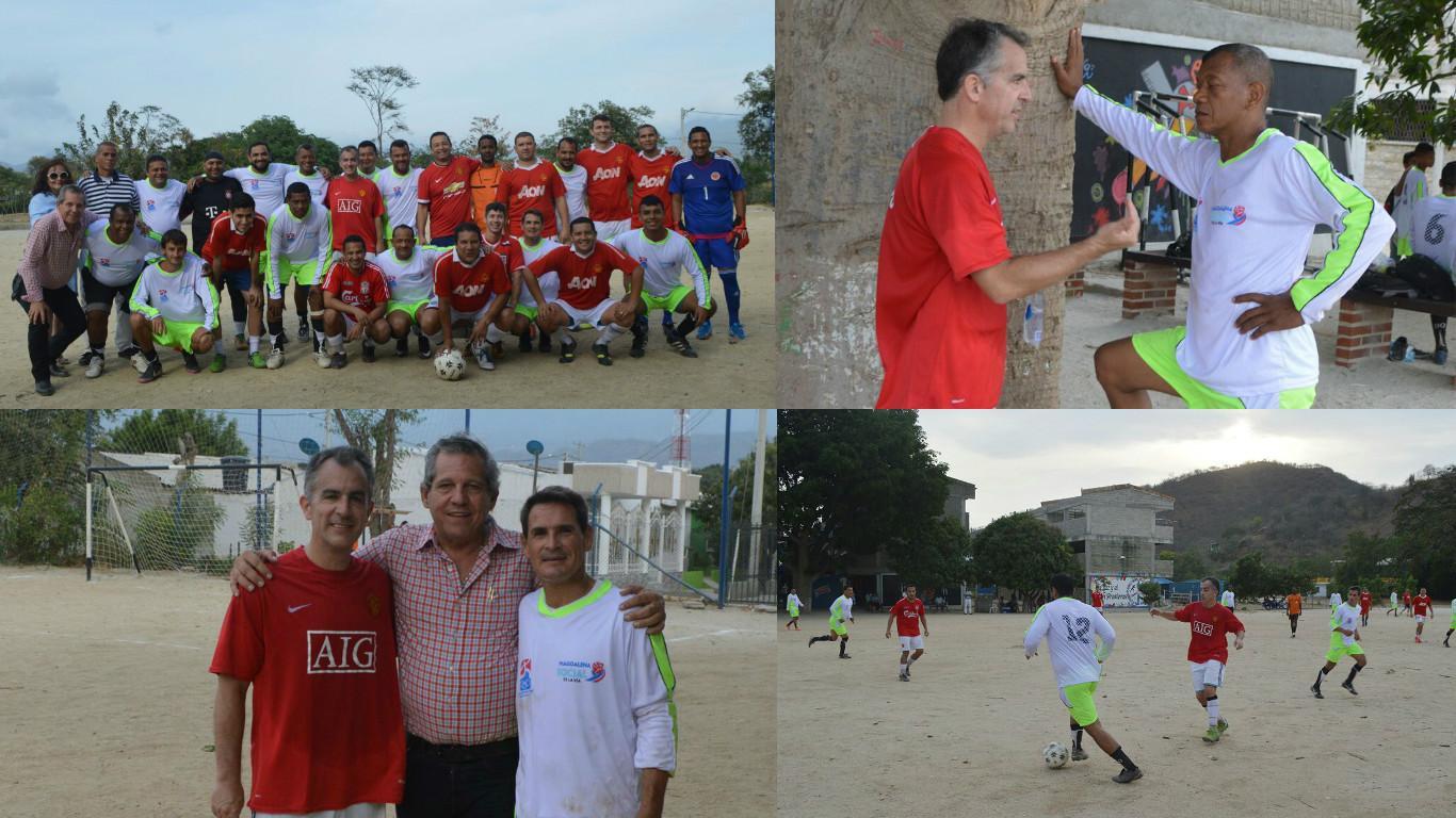 110417 Comunicado Partido de futbol Empleados Drummond VS Union Magdalena