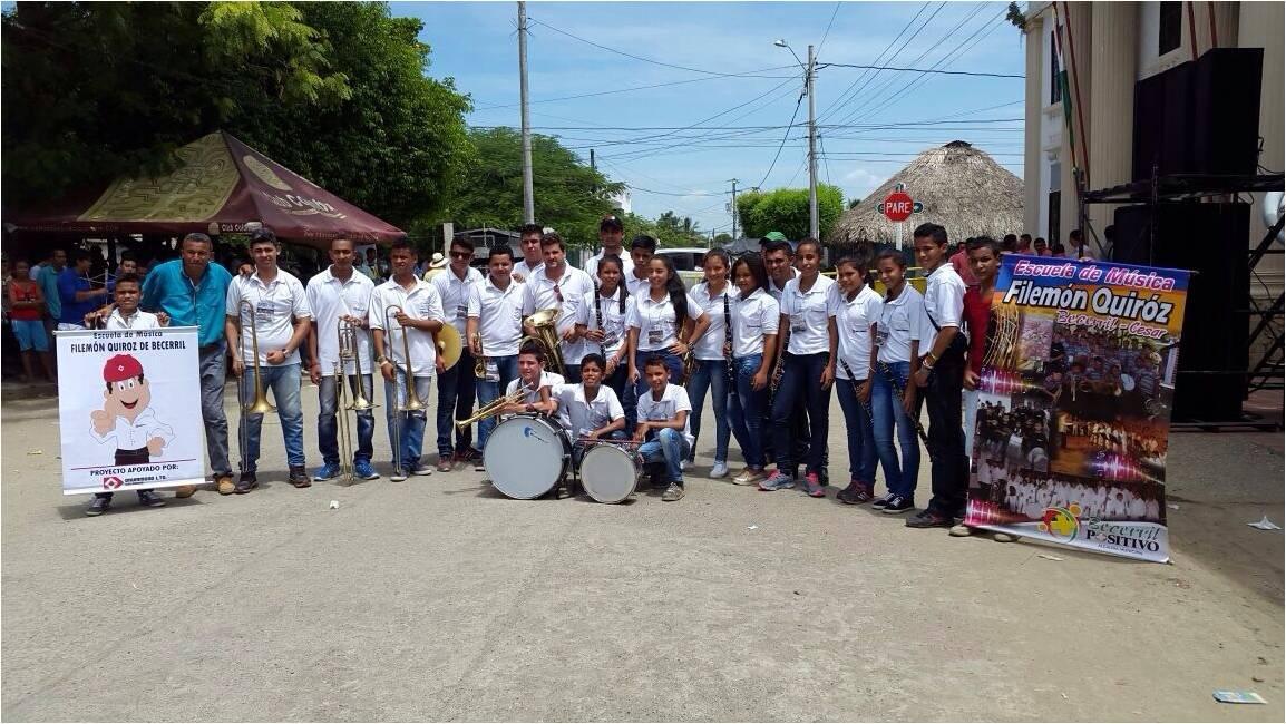 Banda Sinfonica y Juvenil Filemon Quiroz de Becerril_1