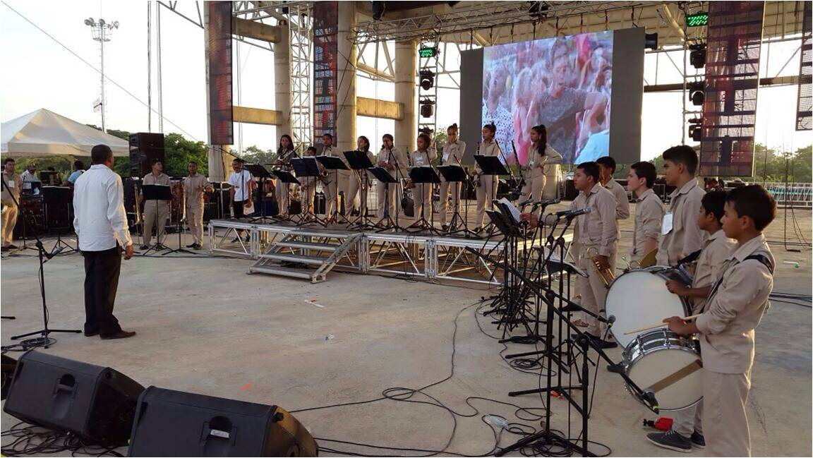 Banda Sinfonica y Juvenil Filemon Quiroz de Becerril_2