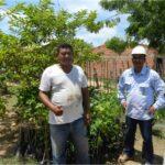 Entrega de arboles en La Loma2_DLTD