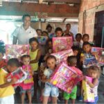 *Children from the community of Mechoacán