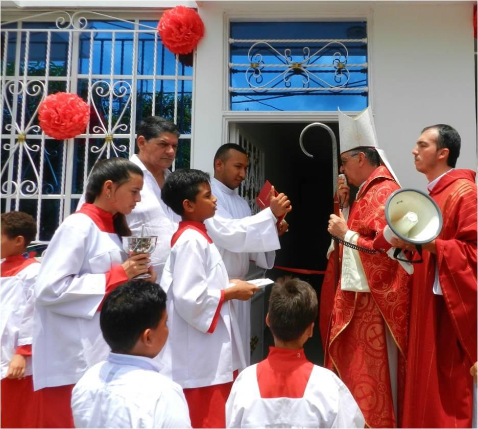 Inauguracion Casa Cural corregimiento de La Loma, Cesar 1_DLTD