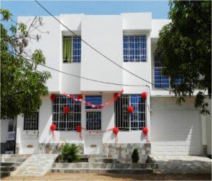 Inauguracion Casa Cural corregimiento de La Loma, Cesar 2_DLTD