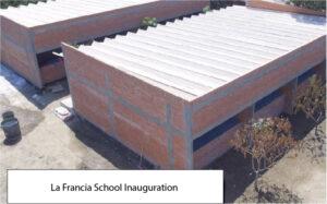 Inauguracion de aulas colegio La Francia_fase 1 eng hd