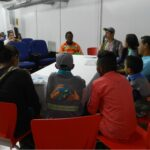 Jovenes del Colectivo de Comunicaciones  El Hatillo4_DLTD