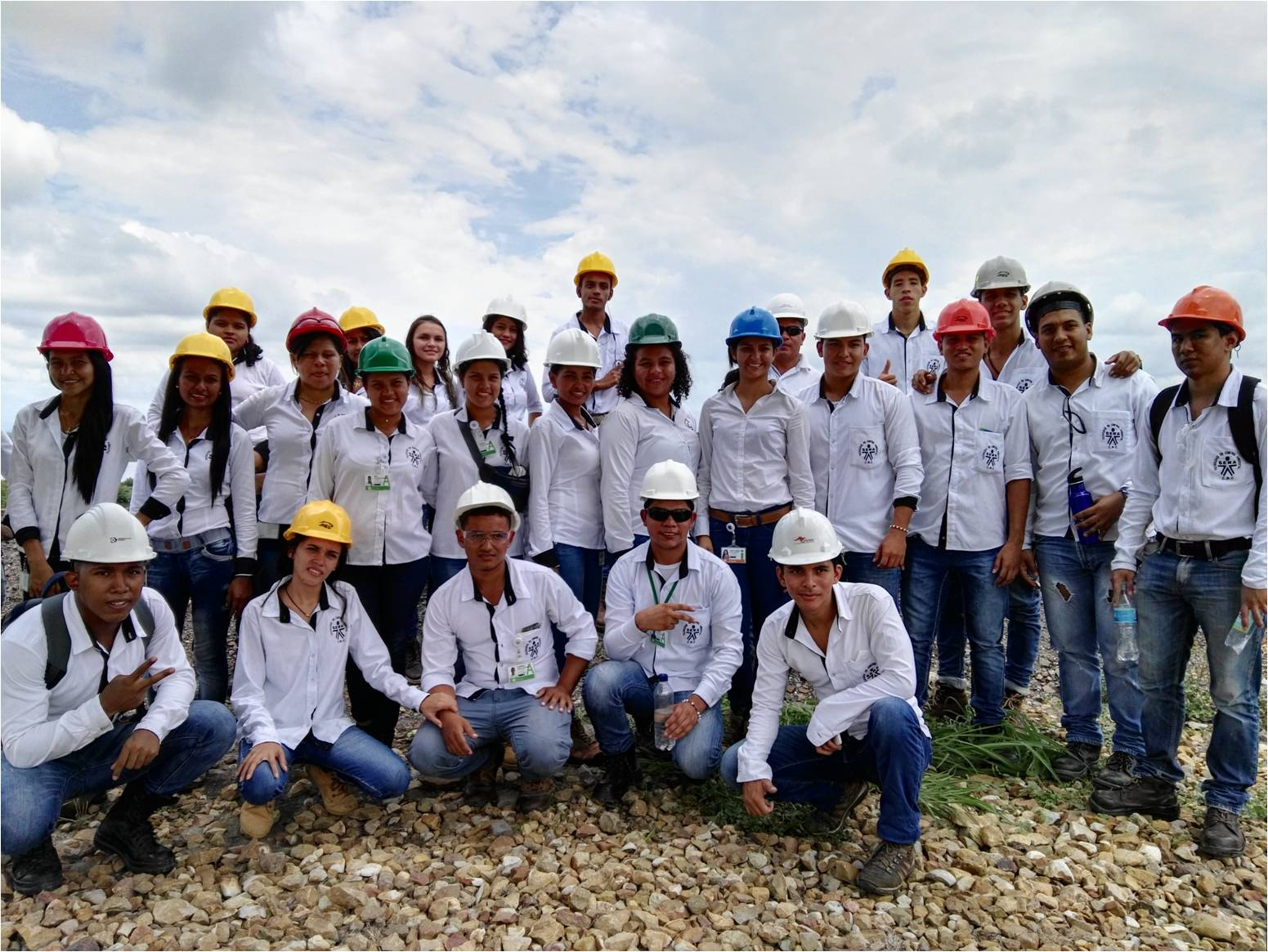 *Students of the Environmental Control program of the CBC – Cesar Regional