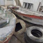 Boat Francisco before