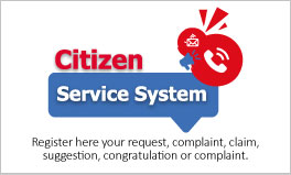 Citizen Service Portal